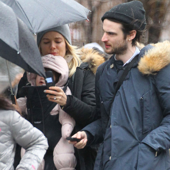 Sienna Miller and Tom Sturridge Hang in NYC With Marlowe