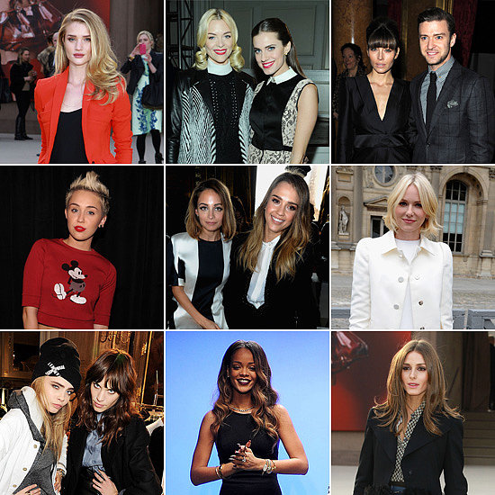 That's a Wrap on International Fashion Week 2013 — See All the Stars!