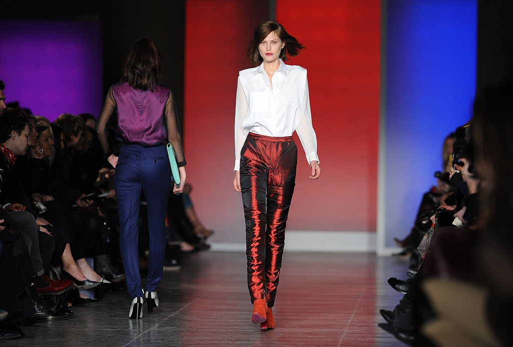 Catherine McNeil for Paul Smith, London