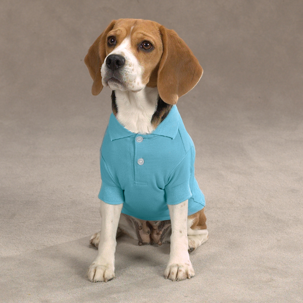 Boys can wear the pastel trend too with this preppy Casual Canine polo shirt ($6-$10, originally $10-$16).