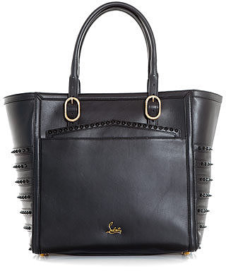 "[a href=""/womens/christian-louboutin""]Christian Louboutin[/a]              Farida spike bag"