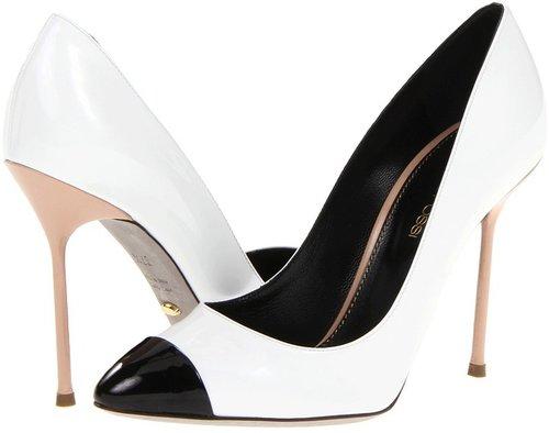 Sergio Rossi - A36351MAFV06 9565 (Var. Bianco) - Footwear