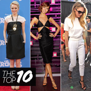 Top Ten Best Dressed Celebrities: Diane Kruger, Emma Stone