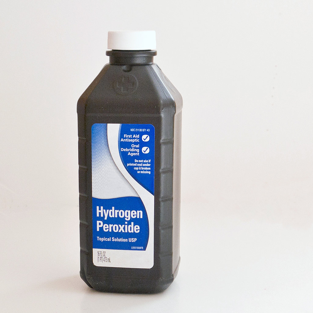 Natural Uses Of Hydrogen Peroxide