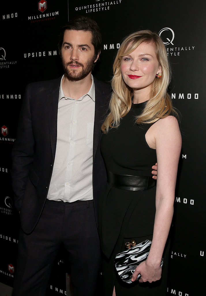 Kirsten Dunst and Jim Sturgess attended a screening of Upside Down.