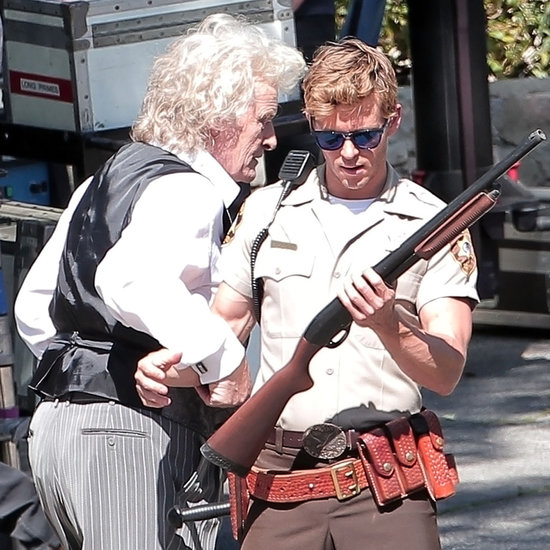 Ryan Kwanten Filming True Blood in LA | Pictures