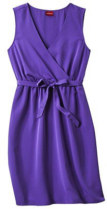 Merona® Women's V-Neck Sleeveless Wrap Dress - Assorted Colors