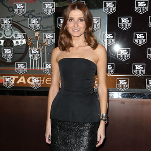 Celebrities Frock Up for Tag Heuer's Grand Prix Party