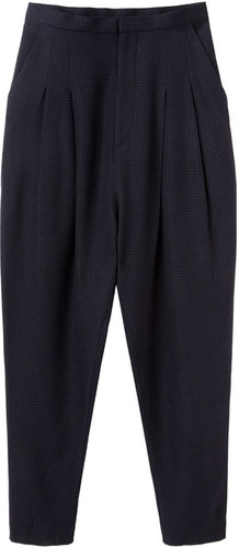 Toga Pulla / High Waisted Pleat Pant