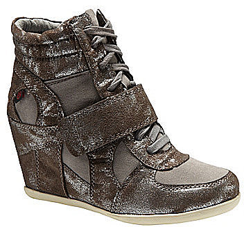 Big Buddha Emily Wedge Sneakers