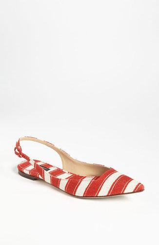Dolce&Gabbana Stripe Flat