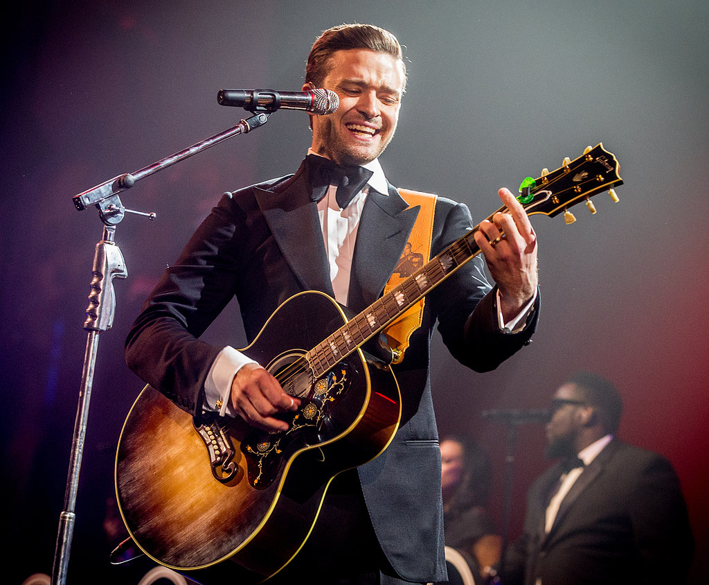 "Justin Timberlake headlined his first show since 2007 on Feb. 2, when he took the stage for DirecTV's pre-Super Bowl bash. At the event, he and Jay-Z performed ""Suit & Tie"" together live for the first time."
