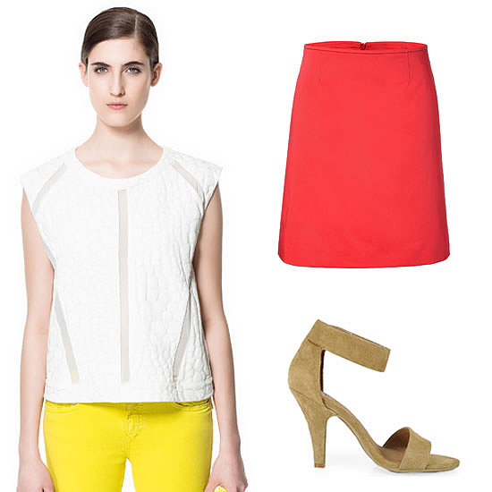 Outfit #3: The Perfect Spring Color Combo
