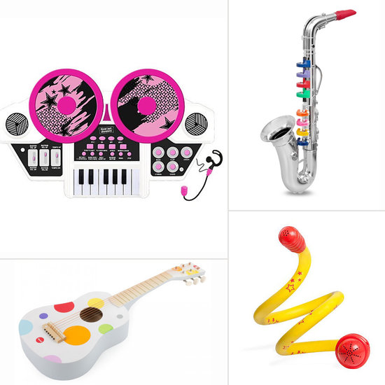 Musical Instruments For Girls