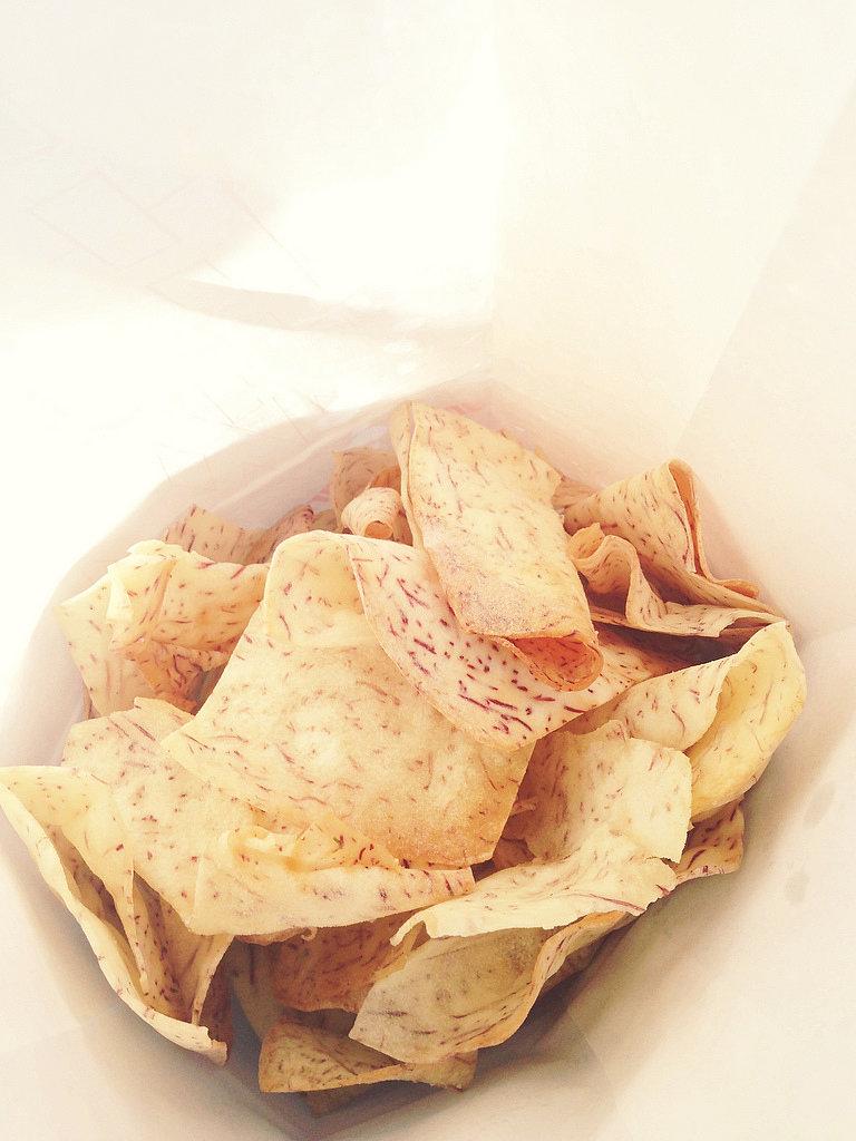 Salty: Taro Chips