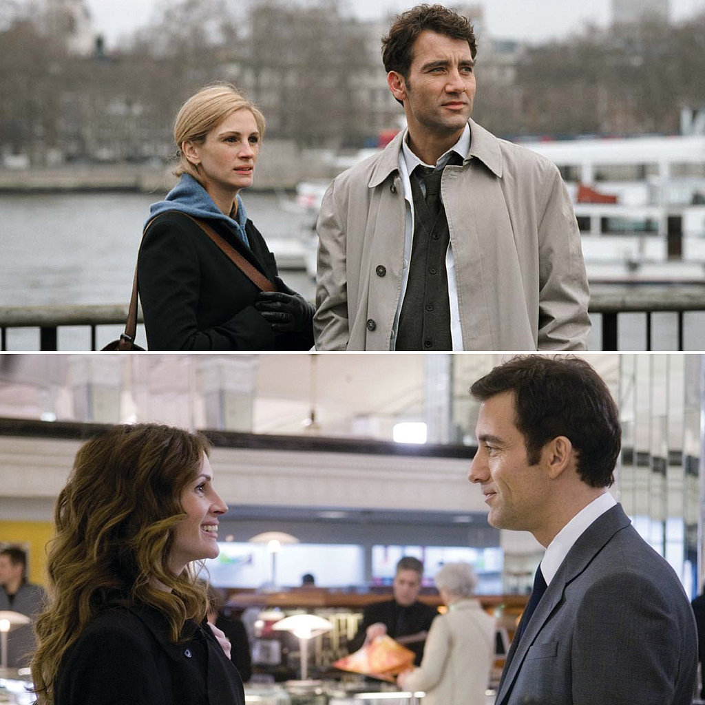 Julia Roberts and Clive Owen | Movie Couples: Stars Who've ...