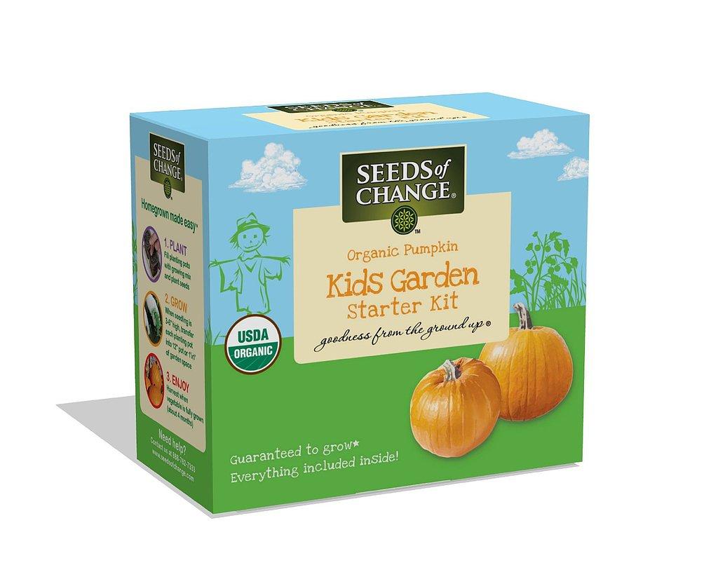 Seeds of change kids garden starter kit spring and for Gardening kit for toddlers