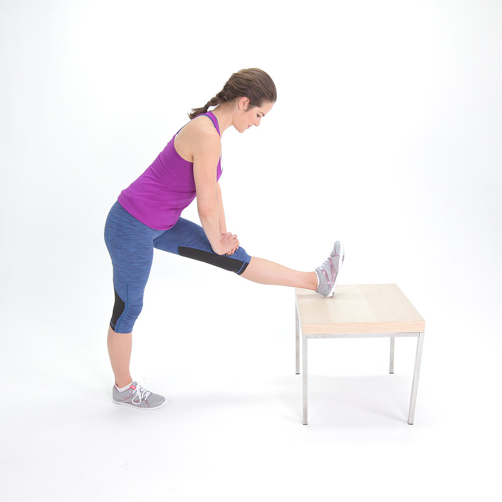 Advanced Standing Hamstring Stretch From Head To Toe
