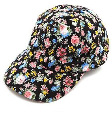 Ditsy Floral Baseball Cap