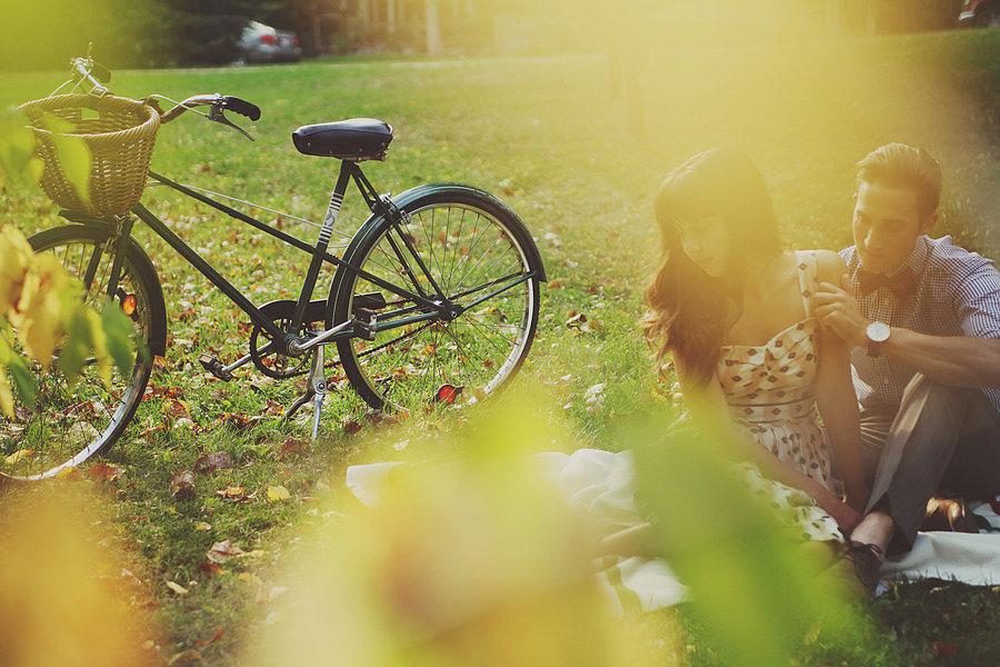 Bike to a Park