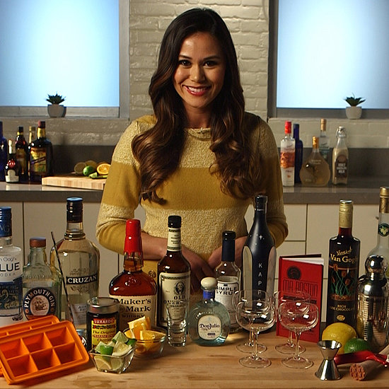 How-To: Stock Your Home Bar