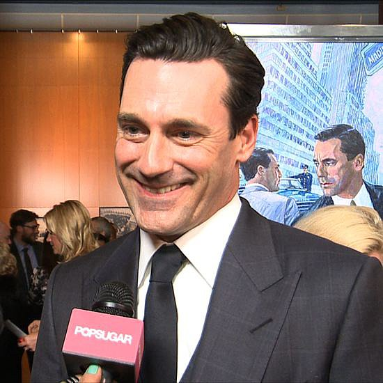 """Jon Hamm on the Mad Men Cast He """"Loves to Death"""" and How Don Draper Changed His Life"""