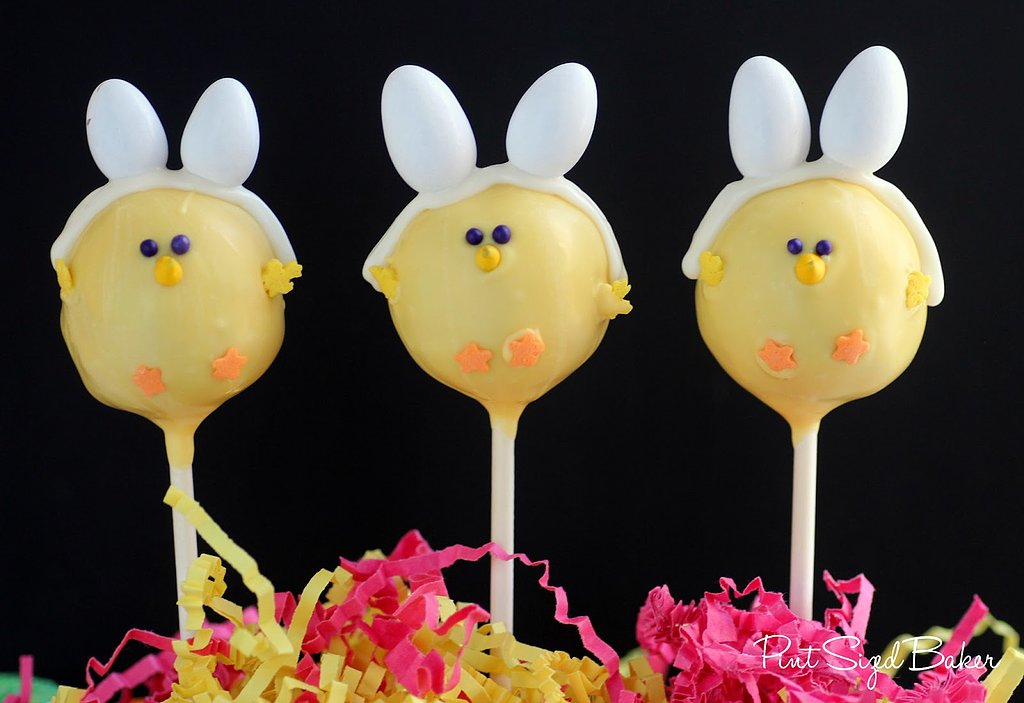 Easter Chick Bunnies