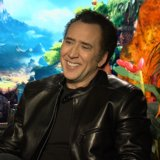Nicolas Cage Interview About The Croods   Video