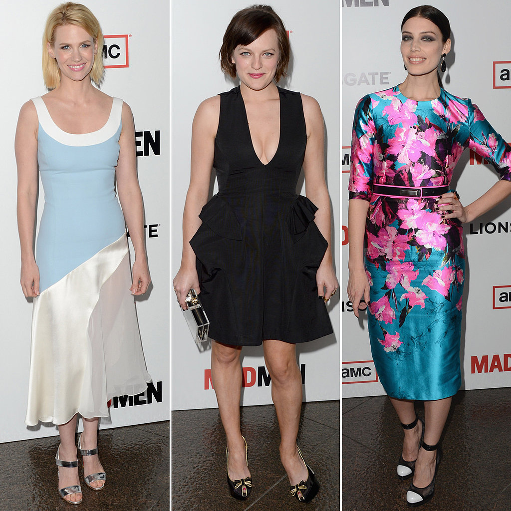 Mad Men's Leading Ladies Take the Spotlight at Season Six Premiere