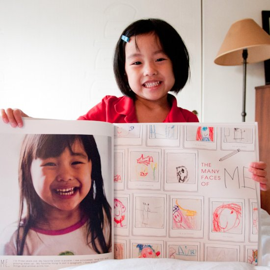 Displaying Kids' Art