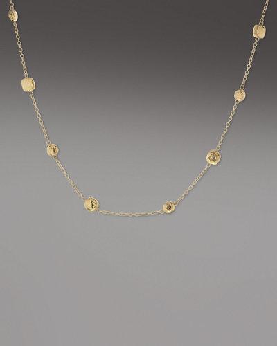 Ippolita Glamazon Gold-Station Necklace