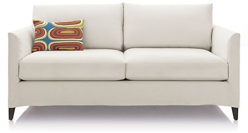 Klyne Slipcovered Apartment Sofa