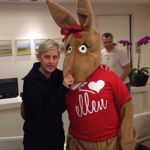 Ellen DeGeneres in Australia Trip Details and Information
