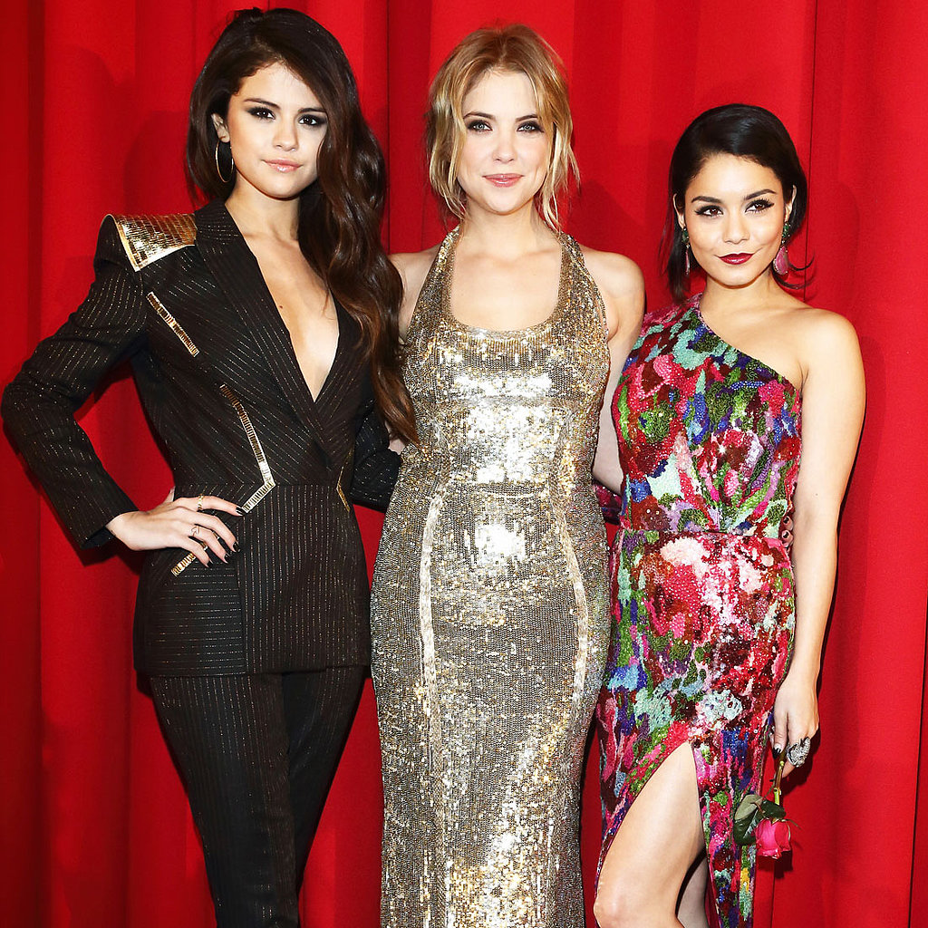 See Every Red-Carpet Moment From the Spring Breakers Promo Tour
