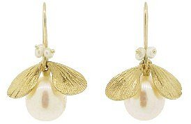 Annette Ferdinandsen Jeweled Bug Earrings - Pearl