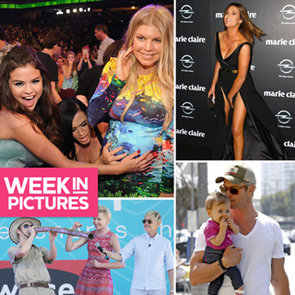 Celebrity Pictures: Ellen In Oz, Kylie Gillies, Katy Perry