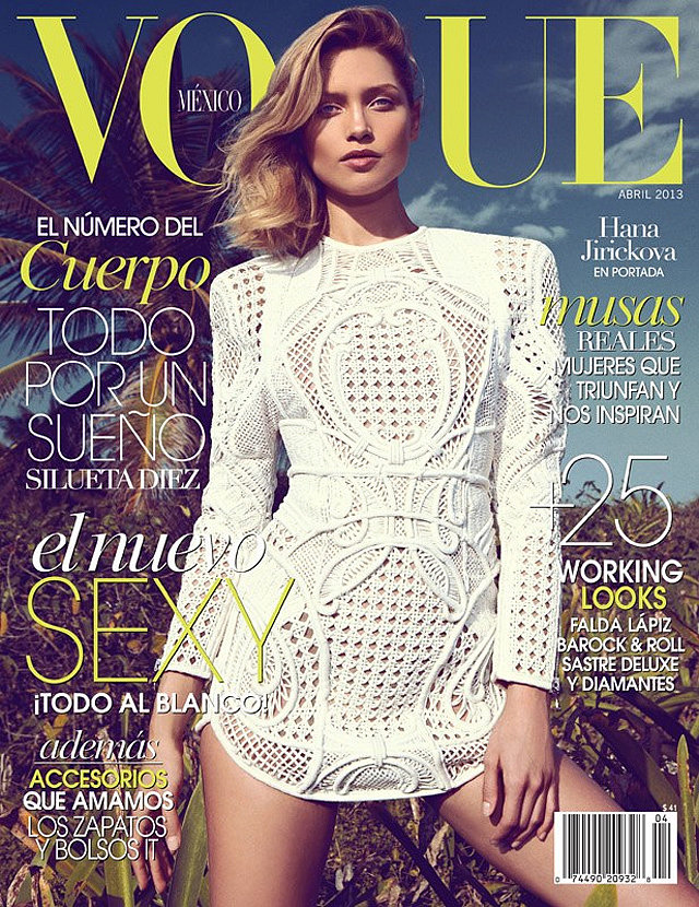 Vogue México April 2013