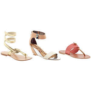 Spring Sandals From Piperlime