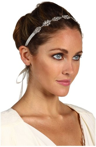 Nina - Abril Headband (Ivory/Stone) - Accessories