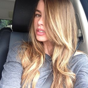 Sofia Vergara Dyes Her Hair Blond