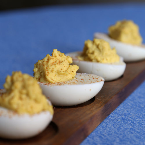 Basic Deviled Egg Recipe