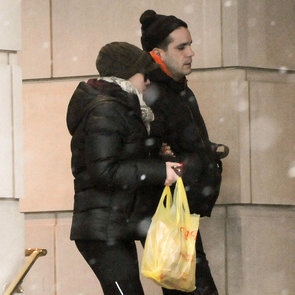 Scarlett Johansson and Romain Dauriac in NYC | Pictures