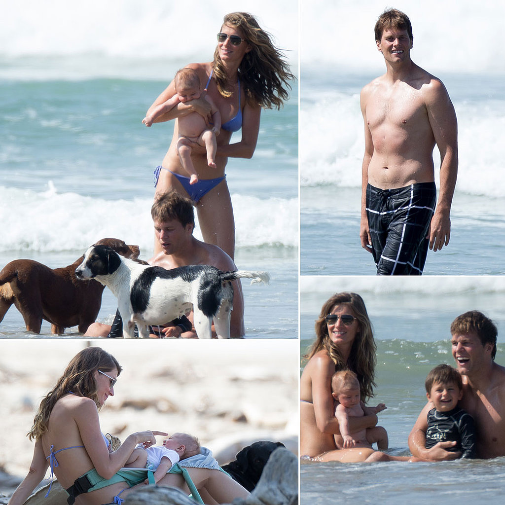Tom Brady Girlfriend- Gisele Bundchen