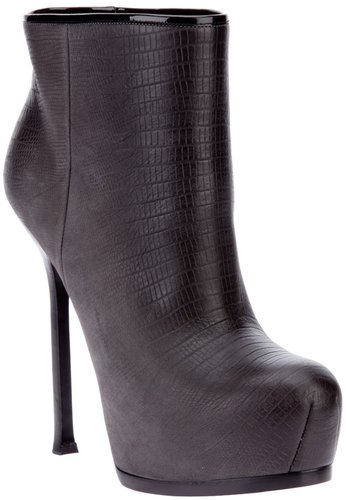 Yves Saint Laurent 'Tribtoo' boot