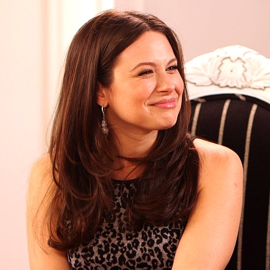 Katie Lowes Scandal Interview on Quinn's Identity | Video