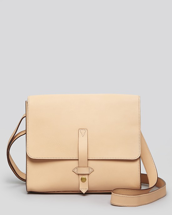 I have Jessica Alba to thank for introducing me to this IIIBeCa by Joy Gryson Duane Street crossbody bag ($158). I'm all about being hands-free and the neutral hue will go with all my Spring ensembles. Plus, that price tag is too good to deny.  — Melody Nazarian