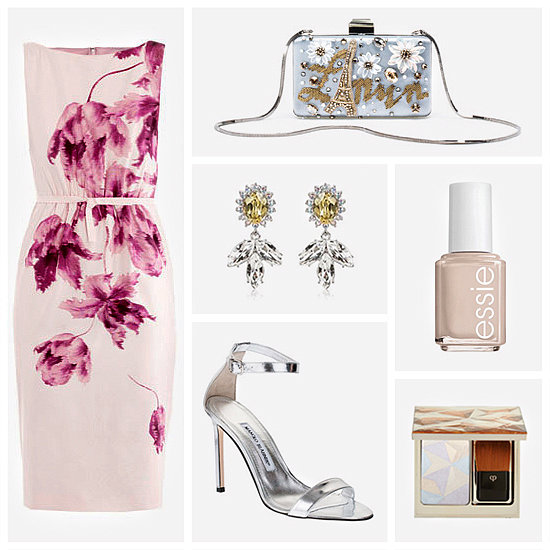 Shop our ultimate spring wedding guest style guide for Bebe dresses wedding guest