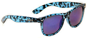 Cassette Optics O.G. Blue Tortoise, Blue Mirror Lens