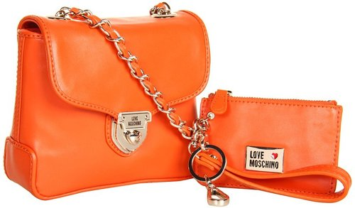 LOVE Moschino - JC4071PP1XLL0 (Orange) - Bags and Luggage