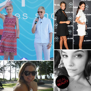 Ellen's Australia Trip, Lara Bingle, Barbara Palvin, Easter
